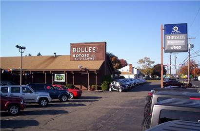 bolles motors in ellington ct