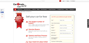 Sell your Car at CarTrade.com Fast and Easy