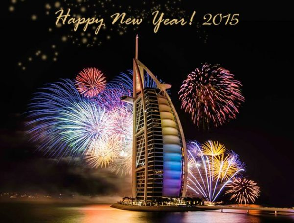 Celebrating 2015 in Grand Style - Dubai to Host World's ...