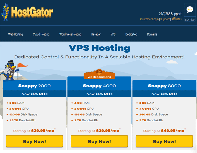 HostGator coupon, discount on Buy VPS hosting coupon code 2018