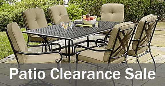kmart patio furniture clearance KMART - Patio Furniture Clearance Sale - Coupons 4 Utah