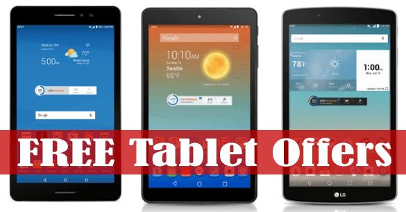Image Result For Att Free Tablet