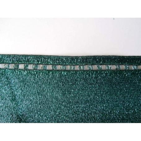 filet brise vue occultant rouleau de 50m ht 180cm vert