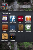 Christian Apps iOs