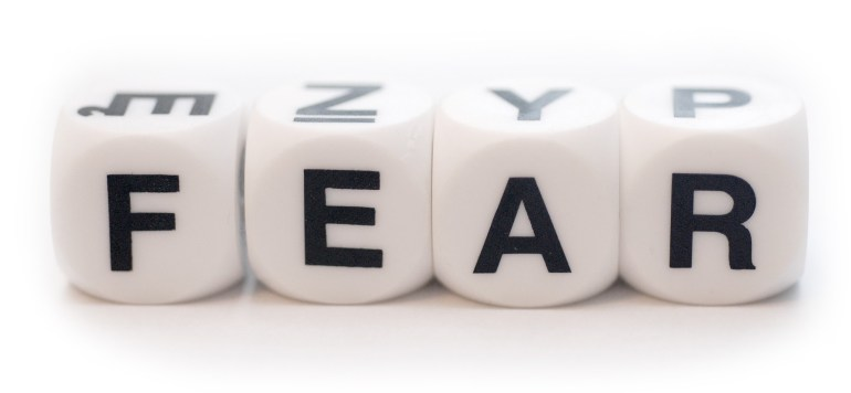 Fear Dice - Fear Acronym