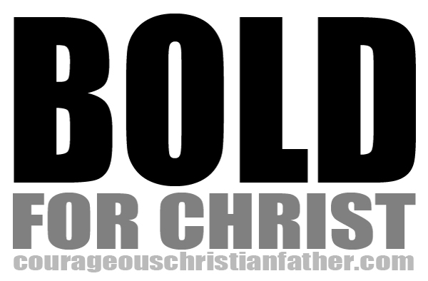 Bold For Christ