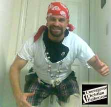 Christian Pirate Steve, now known as Captain ChristianBlogR
