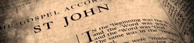 The Gospel According to John image