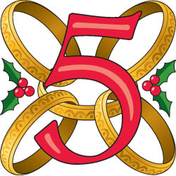 Fifth Day of Christmas