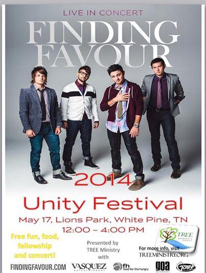 2014 Unity Festival Poster