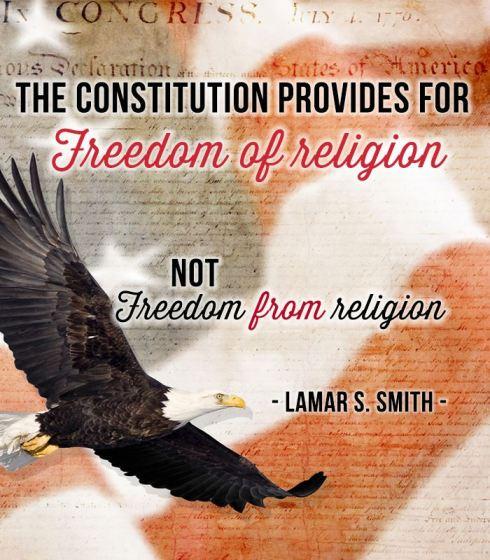 Eagle - Freedom - Religion image