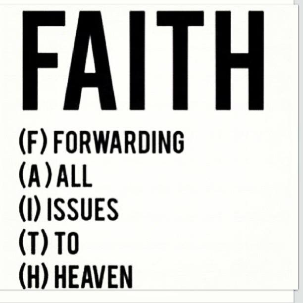 faith acronym image