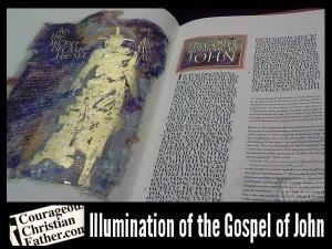 Illumination of the Gospel of John