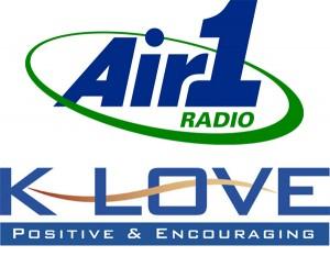 Air1 & K-Love Logos