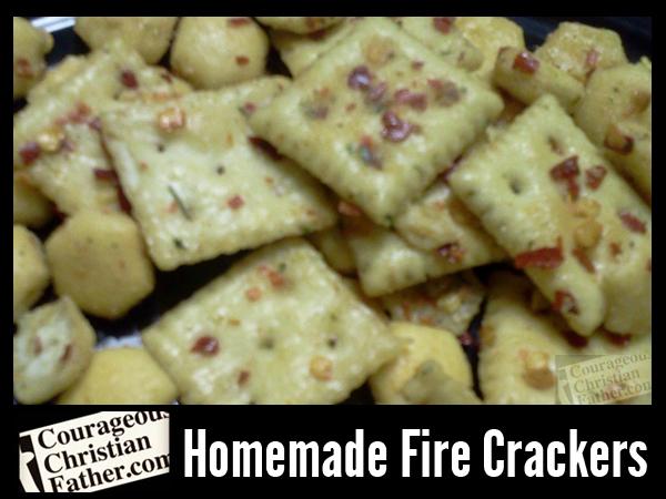 Homemade Fire Crackers