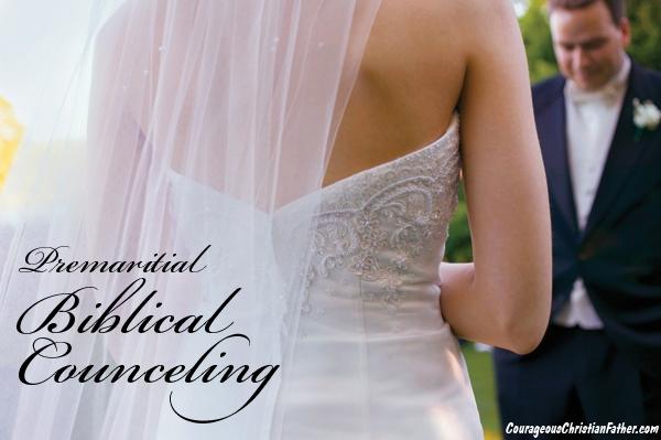 Premarital Biblical Counceling