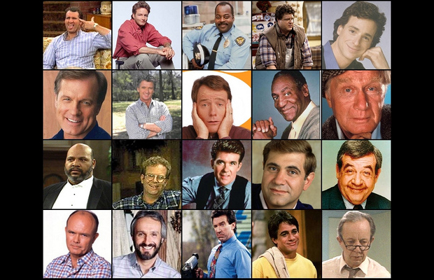 Old TV Show Dads