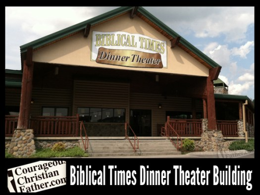 Biblical Times Dinner Theater - Building