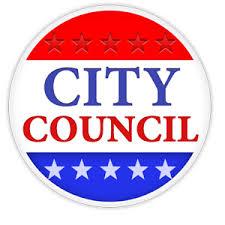 City Council Button