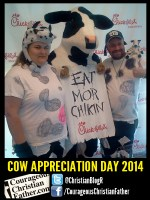 Cows: Cow Appreciation Day 2014