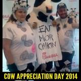 Cows: Cow Appreciation Day 2014