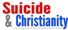 Suicide & Chrisitanity