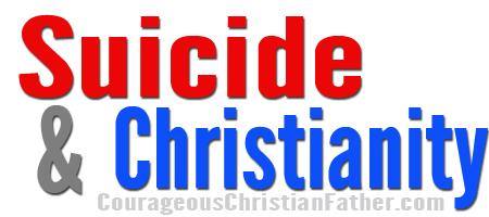 Suicide & Chrisitanity