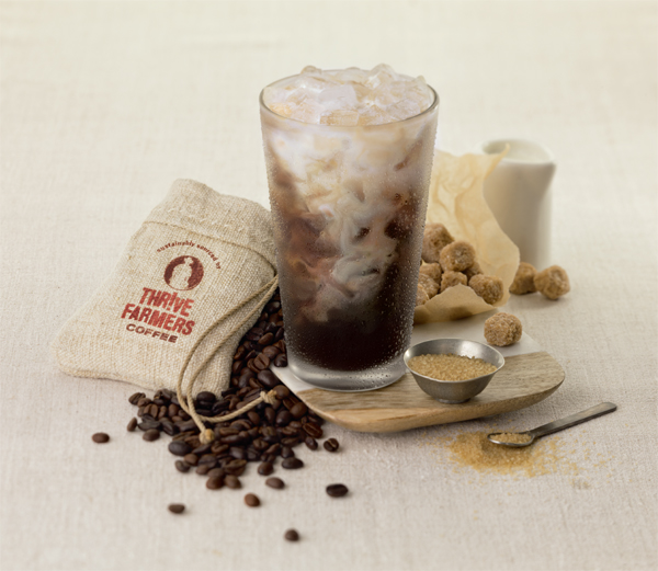 Iced Coffee @ Chick-fil-A