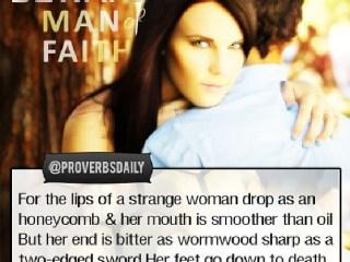 Proverbs 5:3-5