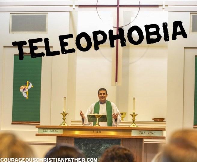 Teleophobia - Fear of Religious Ceremonies #Teleophobia