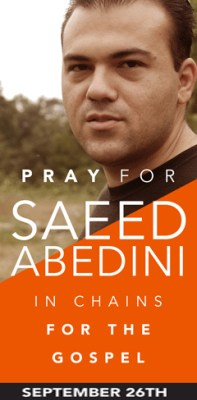 Pray for Saeed Abedini