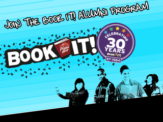 Book It Alumni Pizza Hut