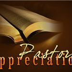 Pastor Appreciation Month is in October