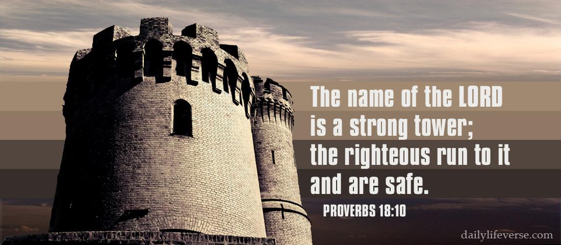 Proverbs 18
