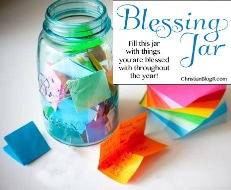 Blessing Jar