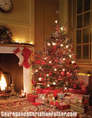 Christmas Tree (MetroCreative Photo)
