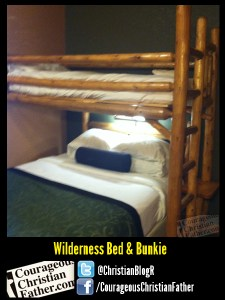 Wilderness Bed & Bunkie