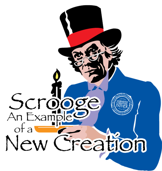 Scrooge, An Example of a New Creation