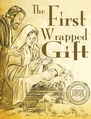 The First Wrapped Gift