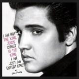 Elvis Jesus is King