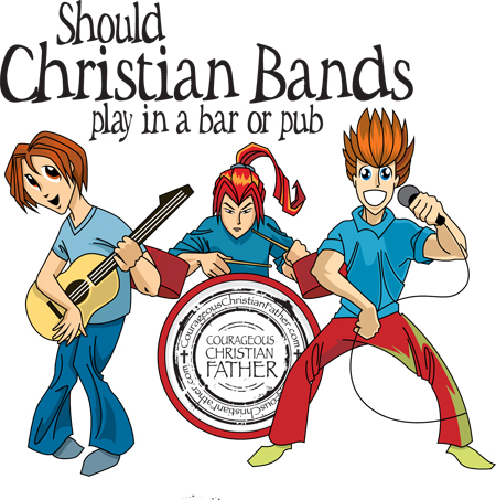 Should Christians Bands Play in a Bar or Pub