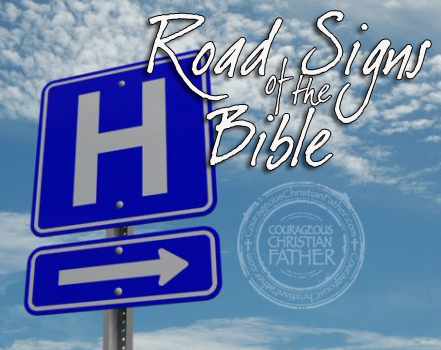 Road Signs of the Bible - Hospital