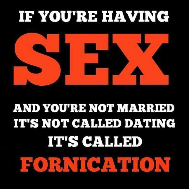 Fornication verses in the bible
