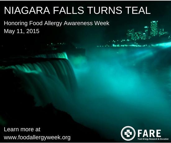 Niagara Falls (Teal)