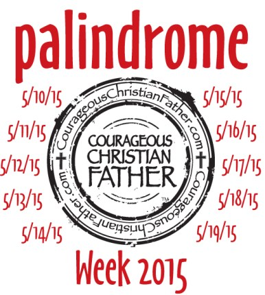Palindrome Week 2015