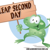Leap Second Day