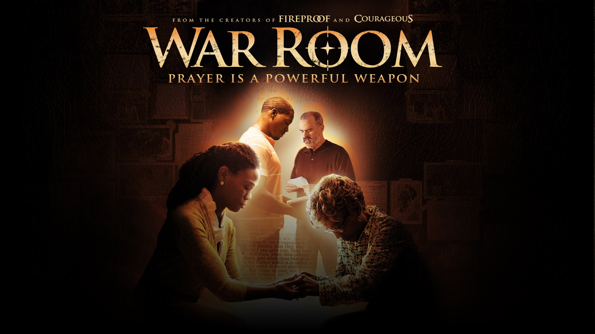 War Room (Trailer & Review)   Courageous Christian Father