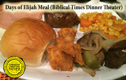 Days of Elijah Meal (Biblical Times Dinner Theater)