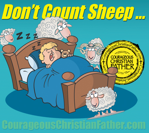 Don't Count Sheep …