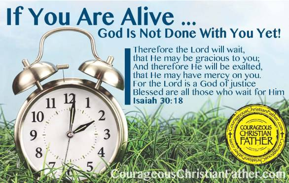 If You Are Alive ...